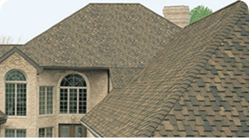 3 tab shingle colors. Exellent Tab GAF Grand Canyon In Sedona Sunset Color  Intended 3 Tab Shingle Colors A