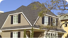 GAF Impact Resistant Weathered Wood