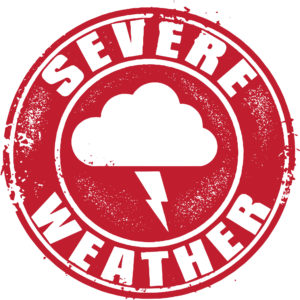 Severe Weather Can Cause Damage