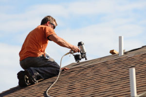 Roof Replacement - Recycling Old Roofing