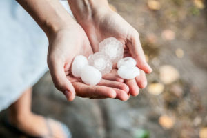 Hail That Can Damage Your Home's Exterior