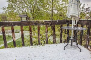 Dealing With Major Hail Storms
